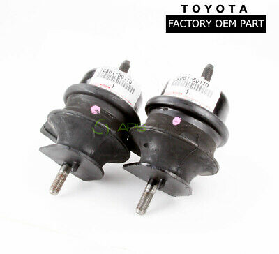 Genuine Lexus Ls430 Front Right And Left Engine Mount Set Of 2 Oem 12361-50170