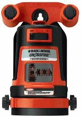 Black & Decker BDL310S Projected Crossfire Auto Level Laser New Japan