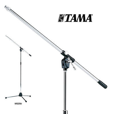 Tama MS205 Chrome Boom Microphone Stand Professional