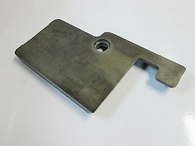 """Vintage Sears Craftsman/King Seeley 4 3/8"""" Jointer Infeed/Front Table Casting"""