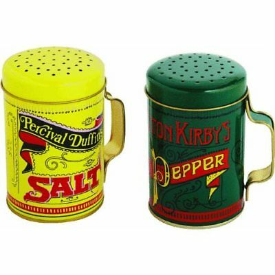 Norpro 713 Salt and Pepper Shakers 2 Piece Set