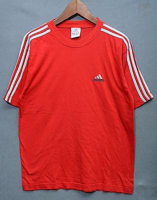 Adidas Maglia T-Shirt 80's Casual Vintage Tg 4  A934
