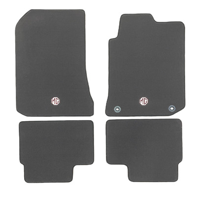 Rover 75 MG ZT Ash Grey Carpet Tailored Front/Rear Floor Car Mats GENUINE OE