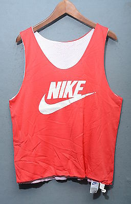 Nike Canotta Tanktop 80's Casual Vintage Tg M  A948
