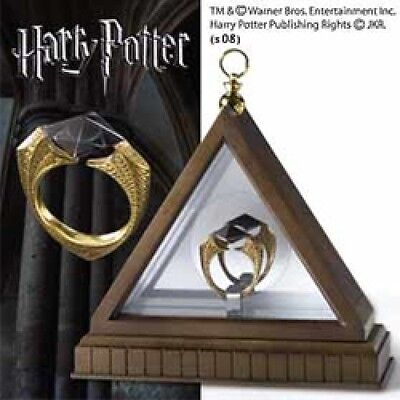 Harry Potter Replica 1/1 Lord Voldemort´s Horcrux Ring (24k Gold-Plated)