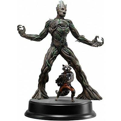 Guardians of the Galaxy Plastic Model Kit 1/9 Groot & Rocket Racoon Figures