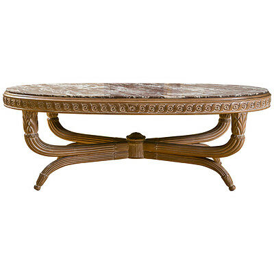 A Hollywood Regency Style Coffee Low Table 101-5424