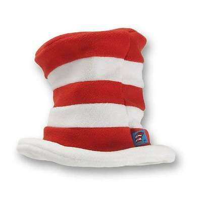 Dr Seuss The Cat In The Hat Toddler Fleece Costume Hat