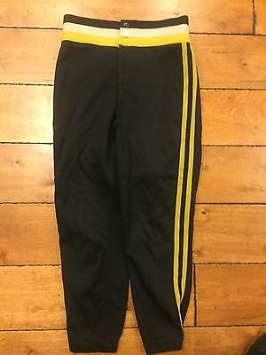 1982 Pittsburgh Pirates BRIAN HARPER Home pants WILSON GAME USED W/ LAUNDRY TAG