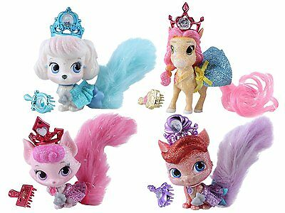 Disney Princess Palace Pets Glitzy Glitter Friends pumpkin beauty treasure petit