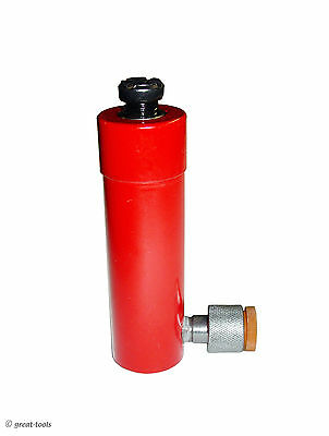 NEW 2-TON MINI HYDRAULIC RAM - small cylinder rams porta power jack jacking lift