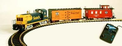 Usa Trains G Scale Santa Fe Switcher Nw-2 Diesel Starter Set | Bn | R72301