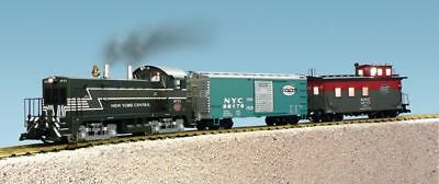 Usa Trains G Scale New York Central Nw-2 Diesel Starter Set | Bn | R72304