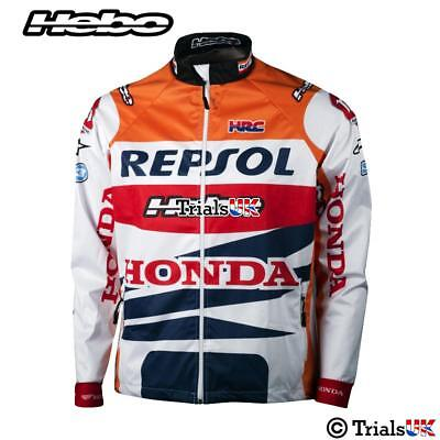 NEW Hebo Official Repsol Honda Montesa Trials Jacket