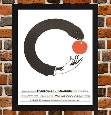 FRAMED THE LAVENDER Hill Mob Polish Film Poster A4 / A3 Size In ...
