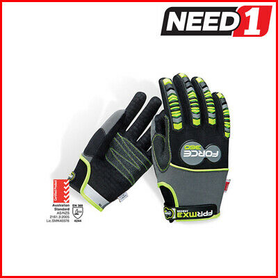 Force360 MX3 Armour Mechanics Safety Glove