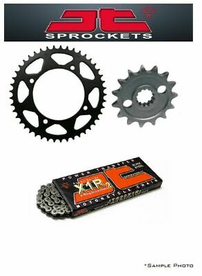 Honda XR650L 93-15 JT and JT 520X1R2 15/45 X-ring Chain and Sprocket Kit