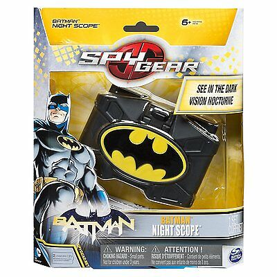 Spy Gear Batman Night Scope - See in the Dark NEW