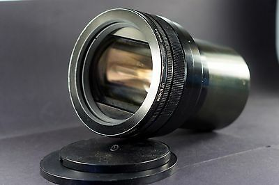 35 NAP 2-3 F=80:100 1:1,8 USSR movie projector lens