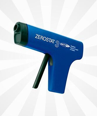 Milty Pro Zerostat 3 Anti Static Pistol. For use with CDs, DVDs, LPs/Vinyl. DECO