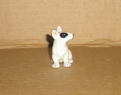 Dog figurine Bull Terrier