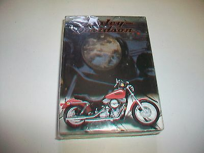 Sealed Deck of HARLEY DAVIDSON MOTORCYCLE Playing Cards