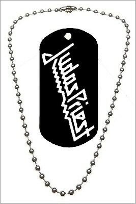 Judas Priest - Colgante, Dog Tag, Placa militar