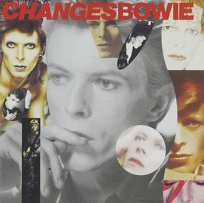DAVID BOWIE CHANGESBOWIE REMASTERED CD NEW unsealed