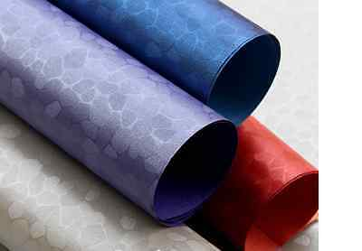 Cellular Pearl Paper Gift Wrapping Paper 52cm X 75cm