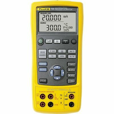 Fluke 725 Rugged Multi-function Process Calibrator, Measure/Source