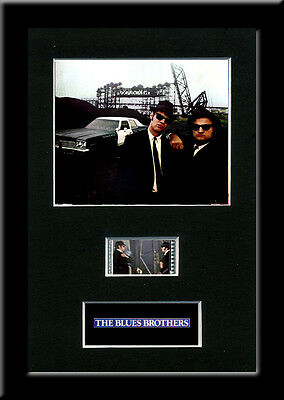 The Blues Brothers Framed 35mm Mounted Film cells - filmcell movie