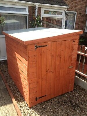 mobility scooter storage 6ft x 4ft shed bike shed 4ft tall delivery - Garden Sheds Oldham