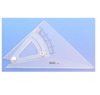 Hellerman Adjustable Set Square 200, 250 & 300mm
