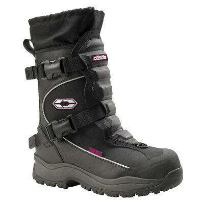Castle X Womens Barrier Snowmobile Boots Snow Boot  CLOSEOUT