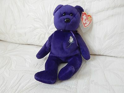 Ty Beanie Babies Collection of 146 Many Rare Including Princess and Tag Errors