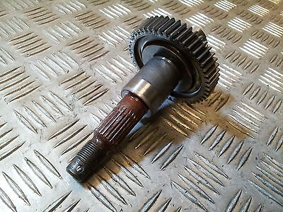 2008 Piaggio Zip Fly 50 4 Stroke gearbox drive shaft