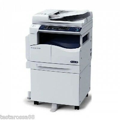 Fuji Xerox DocuCentre S2420 Photocopier Printer & Scan with very low copy count