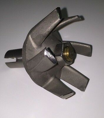 Hobart Dishwasher 00-274227-00008, 274227-8 Impeller/Sleeve Assy 1Hp60hz Genuine