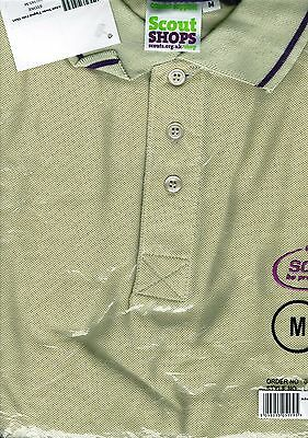 Adult Stone Tipped Polo Shirt Various Sizes All Brand New NOW £15