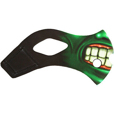 NEW! Elevation Training Mask 2.0 Hulk Smasher Sleeve Changeable Cover