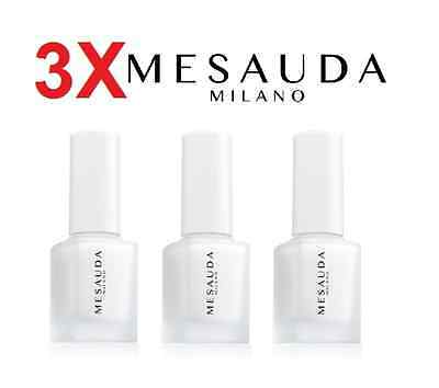 Mesauda Indurente Express Smalto Rinforzante Cura Nail Care 110 11Ml 3Pz Expres