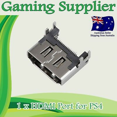 Replacement Interface HDMI Port Socket Connector For PS4 Sony Playstation 4