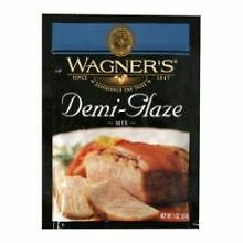 Wagners Gourmet Foods Demi Glaze Sauce Mix, 1 Ounce -- 12 per case.