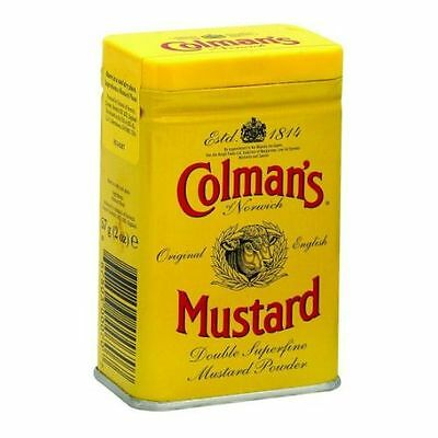 Colmans Dry Mustard, 2 ounce -- 12 per case