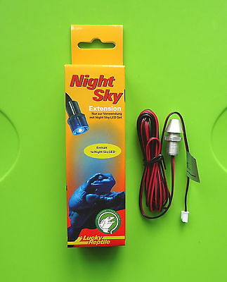 Lucky Reptile Night Sky Extension - LED Mondlicht Erweiterung - 1St. LED Blau