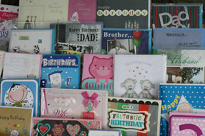 200 top quality greetings cards. wholesale , job lot