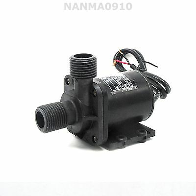 24V ZC-T40 DC Mini Brushless Magnetic High Temperature 0-100℃ Water Pump