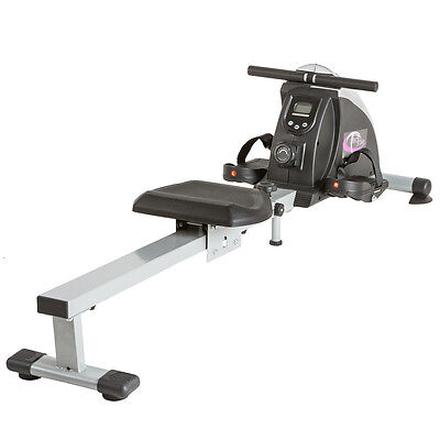 Vogatore magnetico per fitness in casa con display LCD attrezzo home trainer nuo