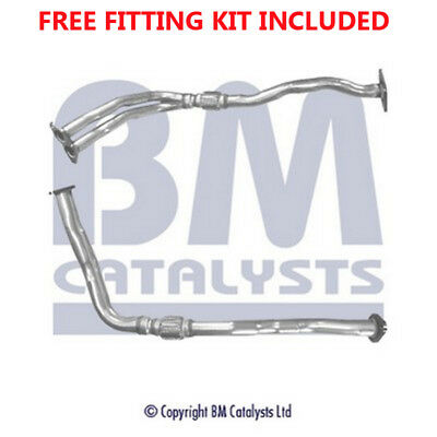 Fit with ROVER MINI Exhaust Fr Down Pipe 70097 1.3 (Fitting Kit Included)