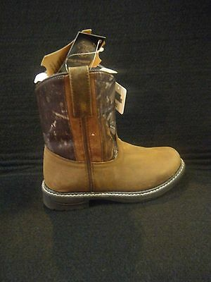 Cowboy Boots True Timber Camo Children's Boot in Various Sizes Style# 2463